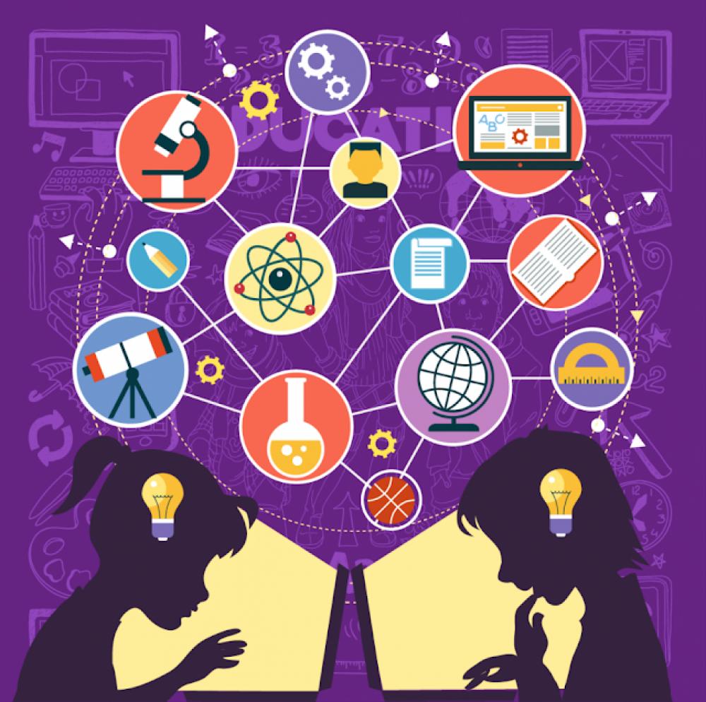 инфографика картинки образование ставят